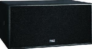 pro 18 subwoofer bass system woofer dual