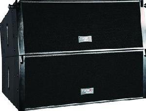 trans audio line array loudspeaker la system