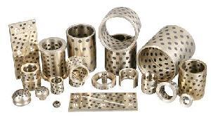 cast bronze graphite thrust washer wear plate hardness