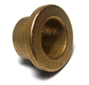 sintered bronze bearing flanged bushing oilite bushings metel sinter