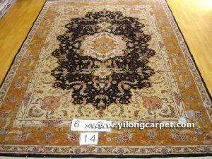 silk wool carpets