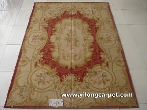 wool aubusson rugs