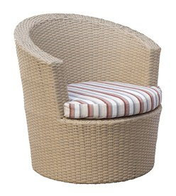 pe rattan aluminium frame furniture