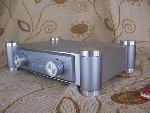 solid stereo amplifier handmade hi fi speaker
