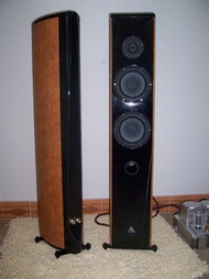tower speaker system handmade hi fi