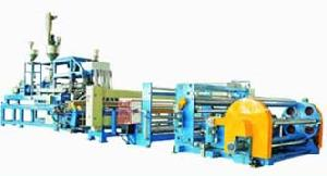 layer co extrusion casting film machine