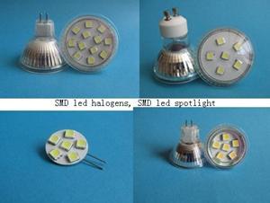 smd led gu10 halogènes mr16 g4 mr11 remplacer tungstène diode surface mount leds