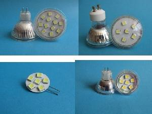 smd led halogens gu10 mr16 g4 mr11 replace tungsten surface mount diode leds