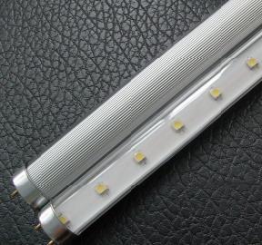 smd tubes tube en plastique aluminium conduit de lampes fluorescentes haute intensité