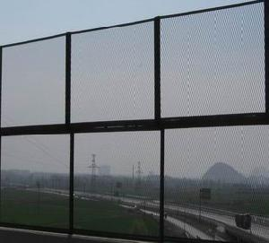 architecture expanded fence