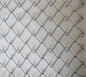 galvanized chain link mesh wire fabric