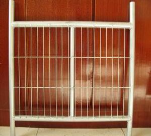 galvanized temporary fences