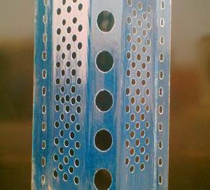 perforated grill mesh