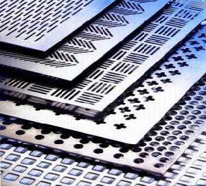 perforated sheet metal 22gauge