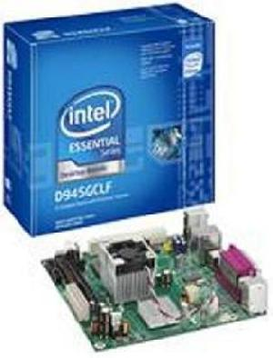 intel desktop board d945gclf integrated atom processor