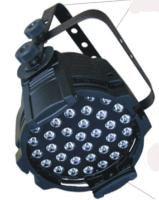 led par64 rgb 3wx36 edison lamp stage light
