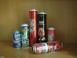 aerosol cans 52mm