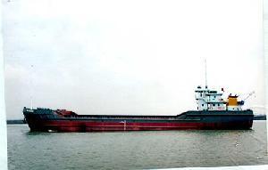 1600cbm hopper barge