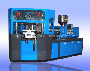 stage station injection blow molding machine 3 500ml plastic bottle