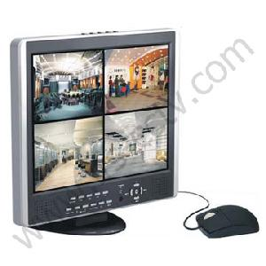 dvr integrated 15 tft lcd monitor