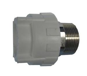 ppr male thread coupling