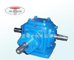 90 Degree Angle Bevel Gearbox