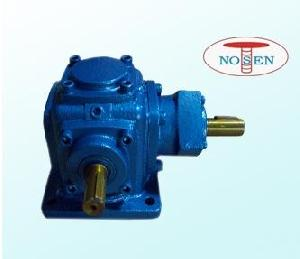 90 degree bevel gear reducer