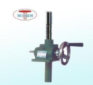 manually ball screw actuators