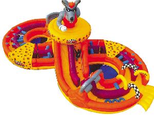 inflatable castle 9 12103