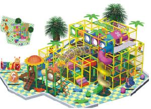 naughty fort children castle park amusement equipment 9 8701
