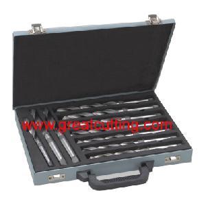 10 din 345 twist drill metal box