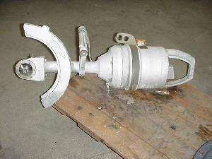reconditioned kentmaster 160 jb hog splitting