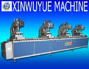 pvc window processing machine