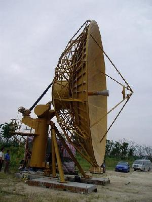 9m earth station antenna