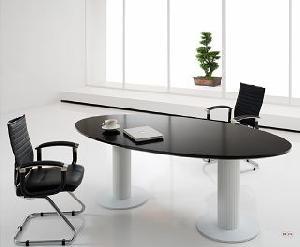 conference table oak veneer