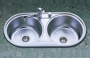 grade european stainless steel sink