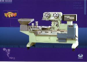 horizontal packaging machine km 9500 hard candy