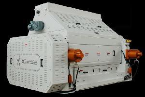 auto hydraulic flaking machine edible oil pretreatment plant