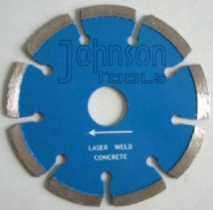 115mm laser welded blades reinforced concrete