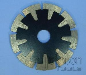 115mm sintered t shape segmented blades