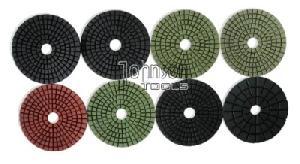 75mm diamond wet polishing pads
