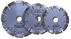sintered segment blades
