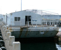110 ft dive barge stock 2023 5