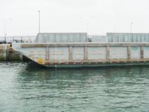 110 ft open lighter barge stock 2023 3