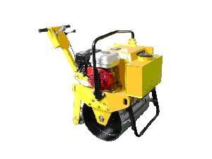 mini road roller machine