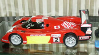 export r c racing car 24 heures du mans 2009 scale 1 10