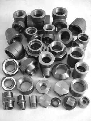 forged steel pressure pipe fittings
