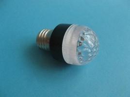 18led alveolado lâmpada e26 parafuso na base branco quente