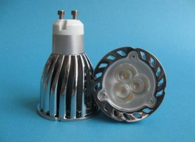 3x2w led lampe gu10 mit hoher leistung vor ort leicht twist lock und ersetzen halogene