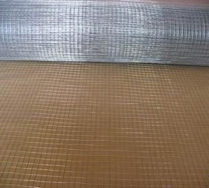 galvanized welded hardware cloth